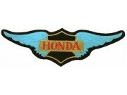 GIANT HONDA BIKER WINGS PATCH (K5)