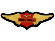 GIANT MOTO GUZZI BIKER WINGS PATCH (K1)