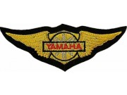YAMAHA BIKER MOTORCYCLE EMBROIDERED PATCH #22