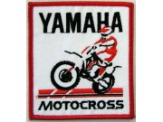 YAMAHA BIKER MOTORCYCLE EMBROIDERED PATCH #12