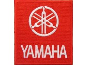 YAMAHA BIKER MOTORCYCLE EMBROIDERED PATCH #09