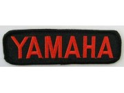 YAMAHA BIKER MOTORCYCLE EMBROIDERED PATCH #19