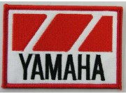 YAMAHA BIKER MOTORCYCLE EMBROIDERED PATCH #29