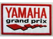 YAMAHA BIKER MOTORCYCLE EMBROIDERED PATCH #27