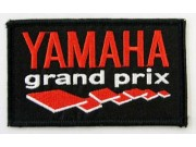 YAMAHA BIKER MOTORCYCLE EMBROIDERED PATCH #28