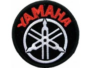 YAMAHA BIKER MOTORCYCLE EMBROIDERED PATCH #39