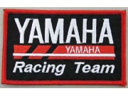 YAMAHA BIKER MOTORCYCLE EMBROIDERED PATCH #05