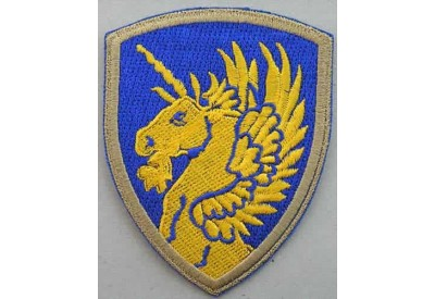 13TH AIRBORNE DIVISION PATCH