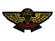 AIRBORNE PARACHUTE WINGS PATCH