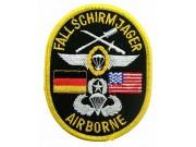 AIRBORNE USA - GERMANY PATCH