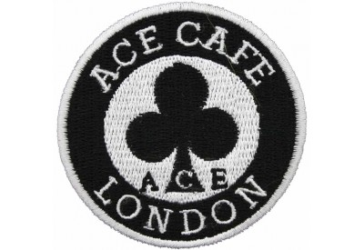 ACE CAFE LONDON PUNK & ROCK EMBROIDERED PATCH #03
