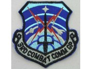 USAF 3RD COMBAT COMM GROUP PATCH