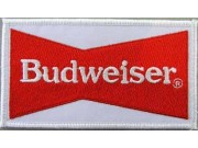 BUDWEISER BEER PATCH