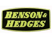 GIANT BENSON & HEDGES RACING PATCH (P1)