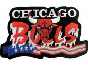 NBA BASKETBALL CHICAGO BULLS EMBROIDERED PATCH #19