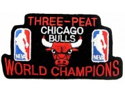 NBA BASKETBALL CHICAGO BULLS EMBROIDERED PATCH #20