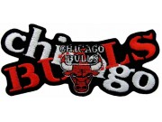 NBA BASKETBALL CHICAGO BULLS EMBROIDERED PATCH #30