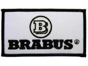 BRABUS AUTOMOBILE EMBROIDERED PATCH