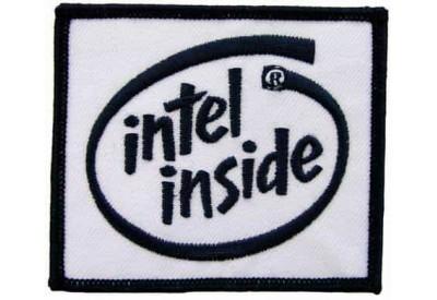 INTEL COMPUTER LOGO PATCH