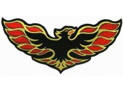 FIREBIRD MOTO RACING EMBROIDERED PATCH #01