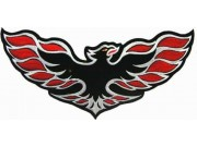 FIREBIRD MOTO RACING EMBROIDERED PATCH #02