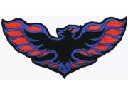 FIREBIRD MOTO RACING EMBROIDERED PATCH #03
