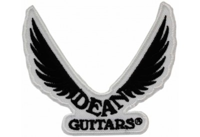 DEAN GUITARS PUNK & ROCK EMBROIDERED PATCH #01