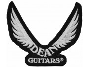 DEAN GUITARS PUNK & ROCK EMBROIDERED PATCH #02