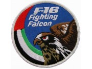 UNITED ARAD EMIRATES F16 FIGHTING FALCON PATCH