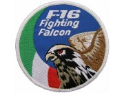 ITALY F16 FIGHTING FULCRUM PATCH