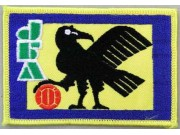 JAPAN FOOTBALL ASSOCIATION SOCCER EMBROIDERED PATCH #02