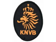ROYAL NETHERLANDS FOOTBALL ASSOCIATION SOCCER EMBROIDERED PATCH #02