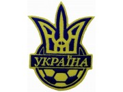UKRAINE FOOTBALL ASSOCIATION EMBROIDERED PATCH