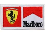 Ferrari / Marlboro F1 Racing Embroidered Patch #12