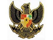 Indonesia National Flags Emblem