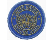 United Nation Logo Flags