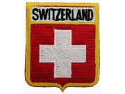 Switzerland Shield Flags