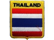 Thailand Shield Flags