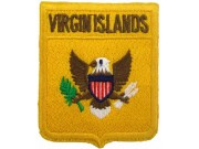 Virgin IslandsShield Flags