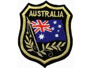Australia Shield Flag
