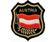 Austria Shield Flag