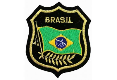 Brazil Shield Flag