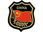 China Shield Flag