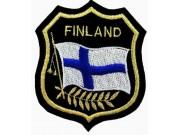 Finland Shield Flag