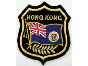 Hong Kong Shield Flag