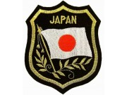Japan Shield Flag