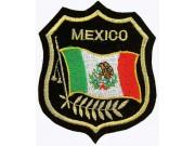 Mexico Shield Flag