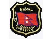 Nepal Shield Flag
