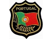 Portugal Shield Flag