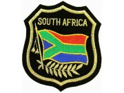 South Africa Shield Flag